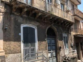 Foto - Palazzo / Stabile via Fratelli Cairoli 36, Misterbianco