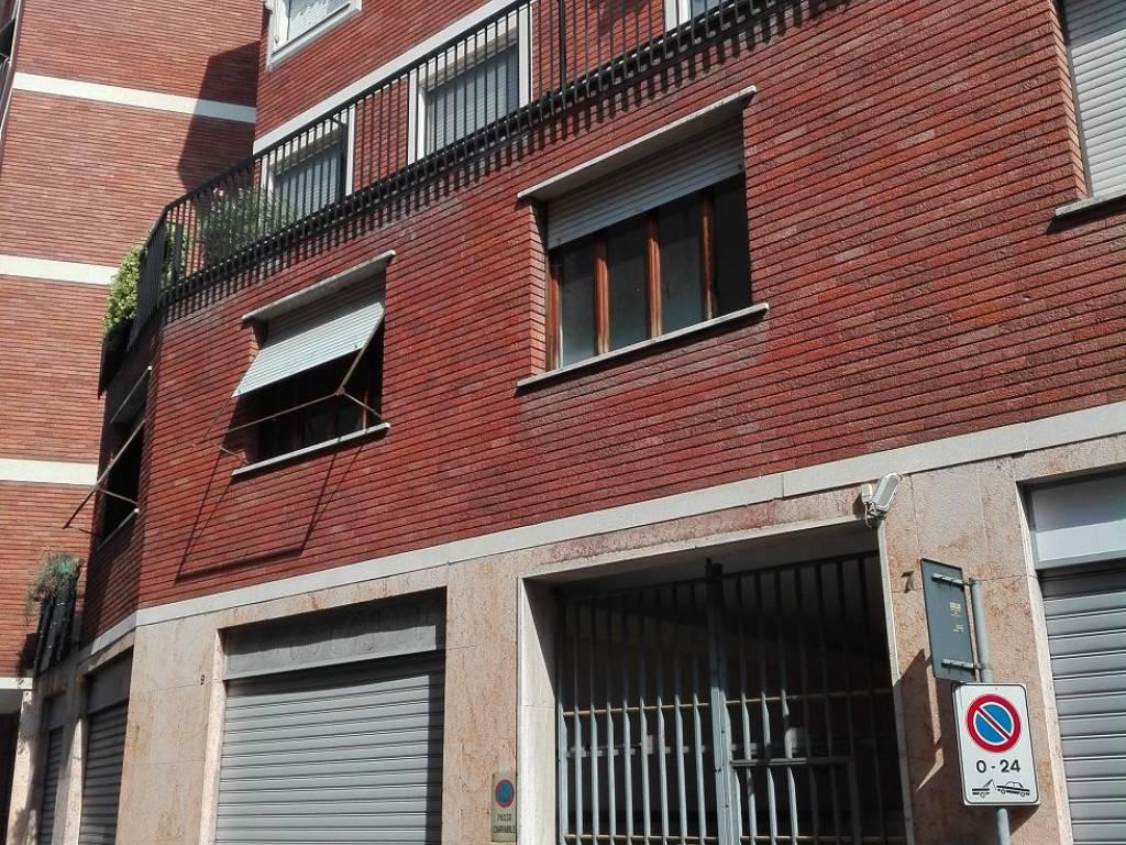 Immobiliare Sant Andrea Concorezzo vendita appartamento piacenza. quadrilocale in vicolo
