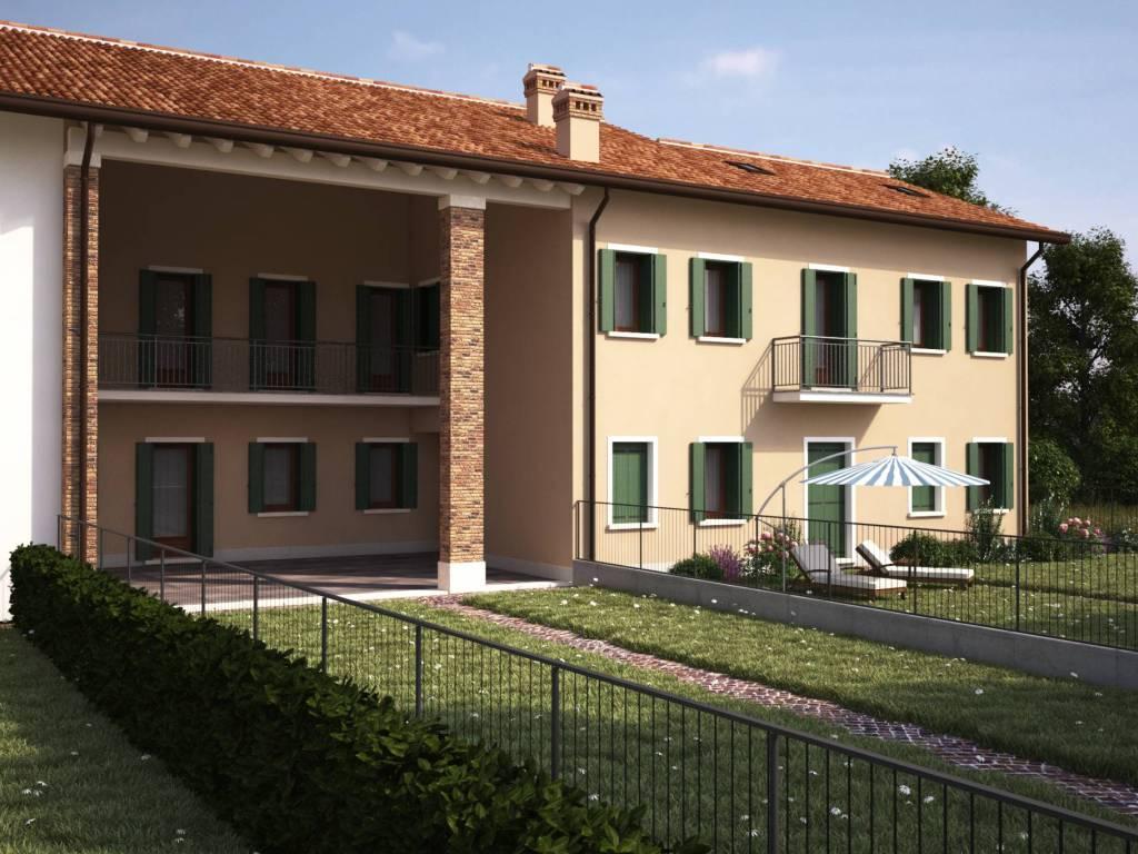 foto  Villa via Cardinale Elia Dalla Costa, Pozzoleone