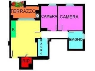 Case con terrazzo in vendita Mediglia - Immobiliare.it