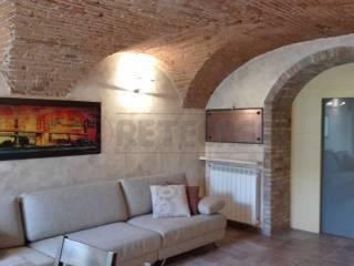 Photo - Single-family townhouse 180 sq.m., good condition, Grassobbio