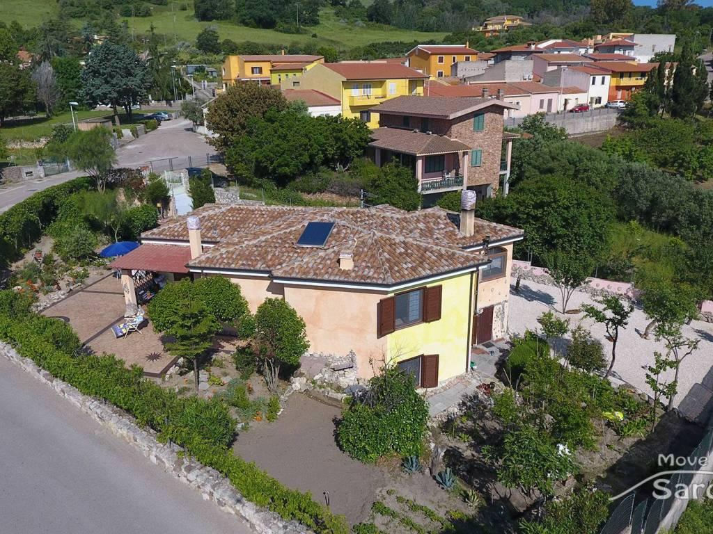 foto  Villa unifamiliare via San Sebastiano 1-1, Bulzi