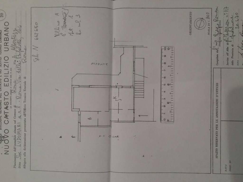 Nuovo Ufficio Catasto Roma : Affitto appartamento roma. bilocale in via adolfo . ottimo stato