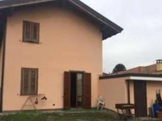 Foto - Villa all'asta via Eugenio Villoresi 17, Robecchetto con Induno