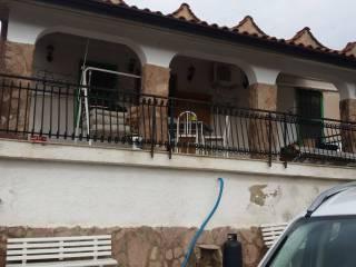Foto - Villa via Valle Piraino, Belmonte Mezzagno