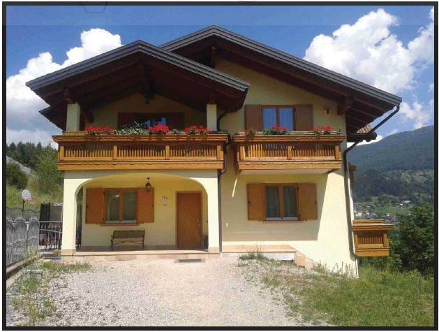 foto  Villa all'asta, Sant'Orsola Terme