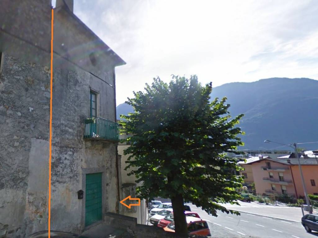foto  Detached house via Adua 46, Berbenno di Valtellina