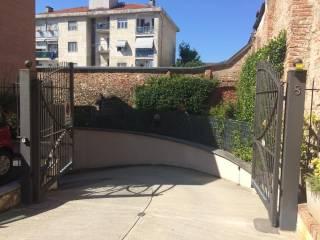Foto - Box / Garage via Giovanni Pascoli 8, Chivasso