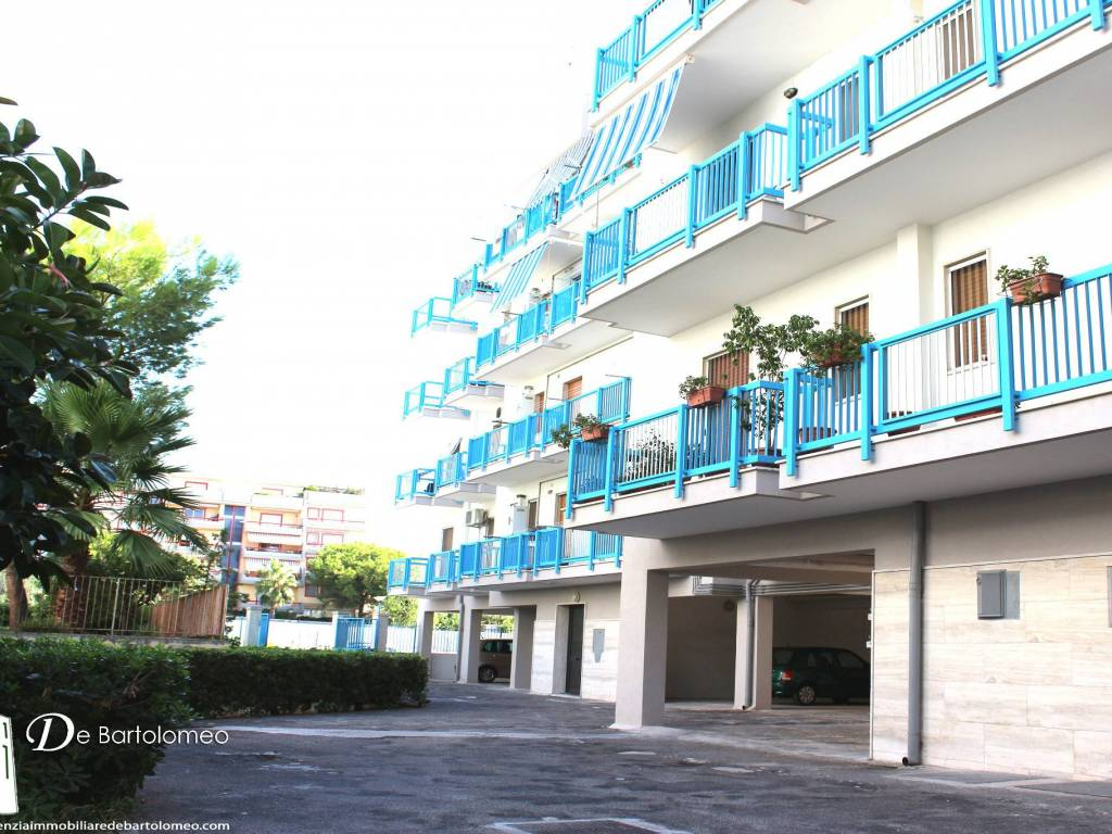 foto FACCIATA Trilocale via Dalmazia 142, Taranto