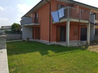 Foto - Villetta a schiera via Bardella 12, Pieve d'Olmi