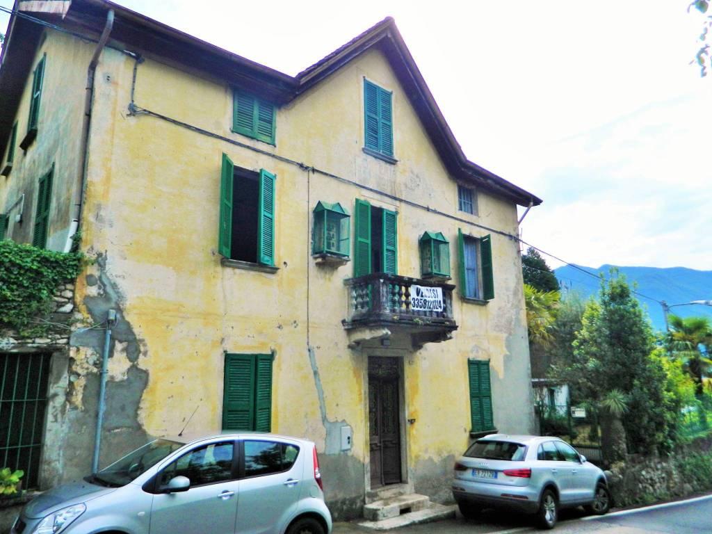 foto facciata Villa unifamiliare via Provinciale 28, Dizzasco