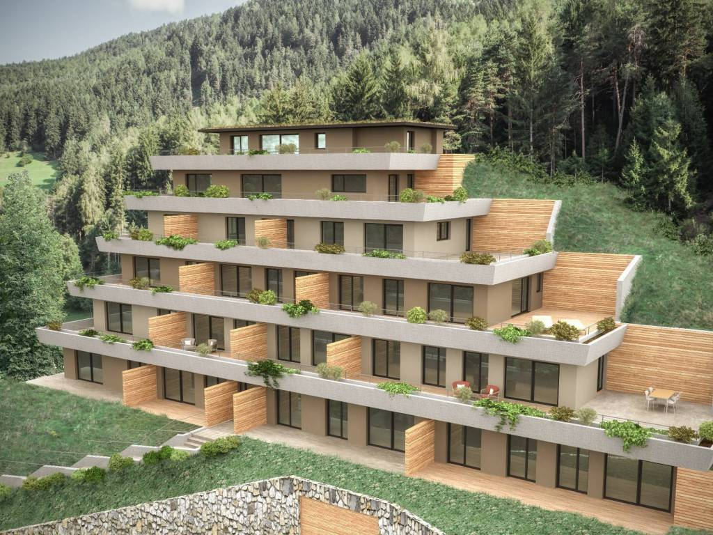foto esterno 4-room flat San Maurizio 26, Campo Tures