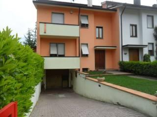 Foto - Villetta a schiera via Giuseppe Mazzini 12, Pieve Santo Stefano