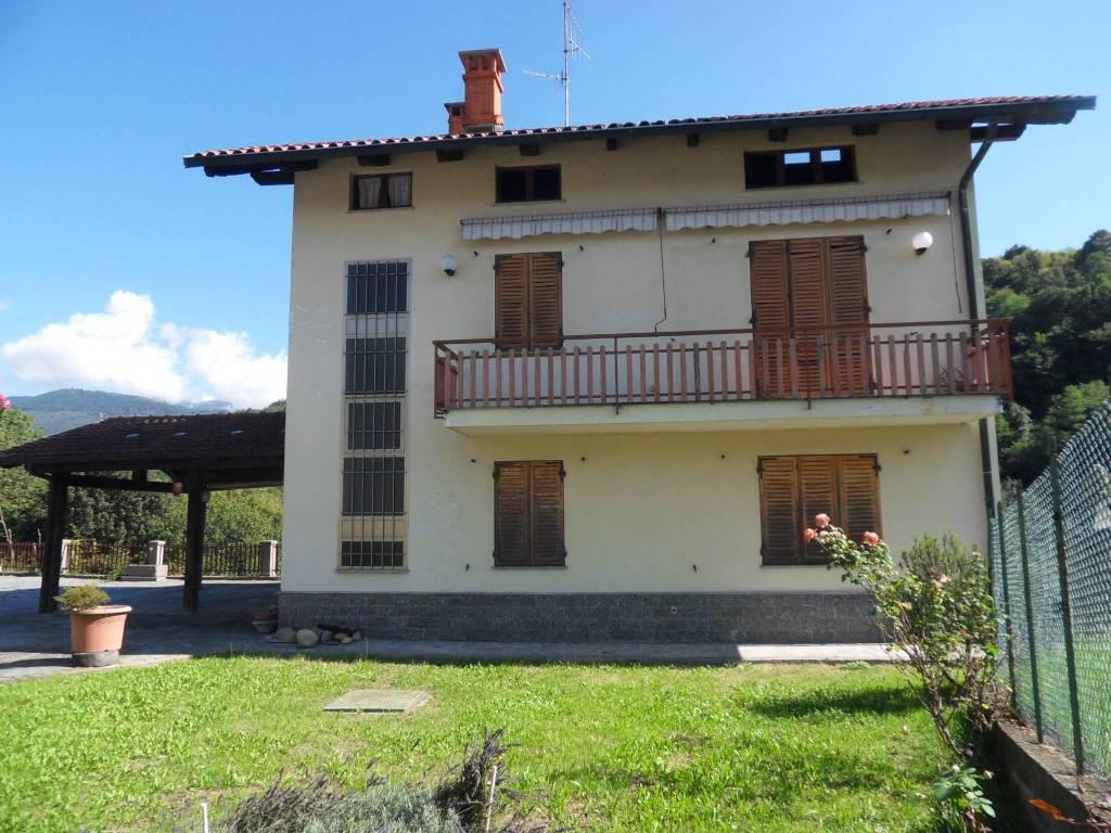 foto Esterni Villa via Guglielmo Marconi 6, Tollegno
