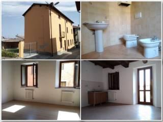 Foto - Trilocale via Castello, Montalto Pavese