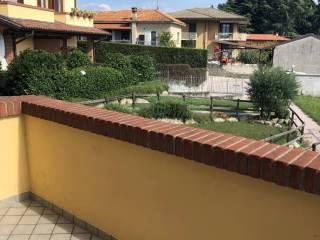 Foto - Trilocale via Monviso, Taino