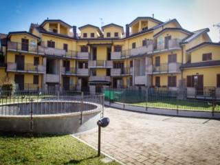 Foto - Trilocale via Giacomo Leopardi, Sulbiate