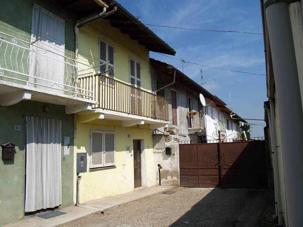 foto Facciata Villa corso Roma, Caresana