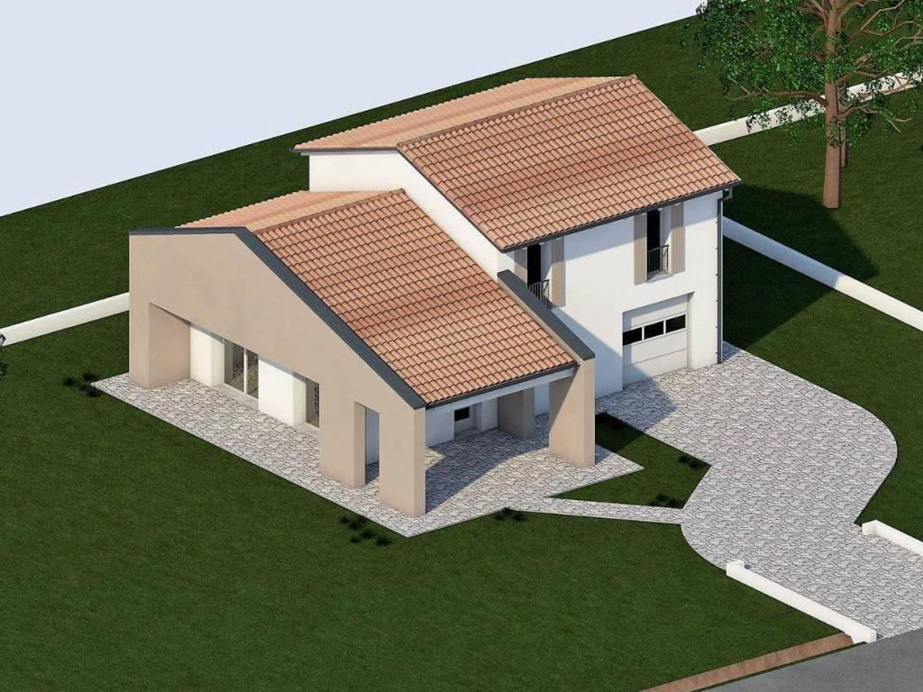 foto  Villa, nuova, 190 mq, Zero Branco