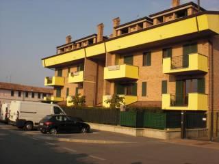 Foto - Bilocale via Alcide De Gasperi 1, Mulazzano