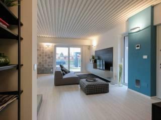 Photo - Apartment in villa, new, 148 sq.m., Palazzolo sull'Oglio