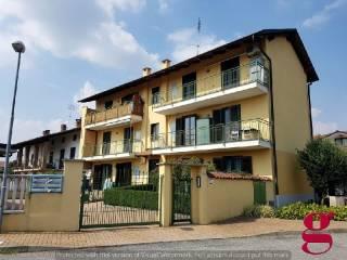 Foto - Bilocale nuovo, piano terra, Torrazza Piemonte
