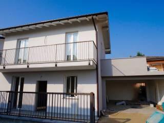 Foto - Villetta a schiera 4 locali, nuova, Marcignago