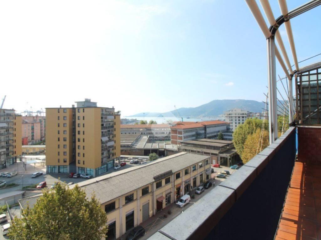 foto vista Bilocale viale Italia, 297, La Spezia