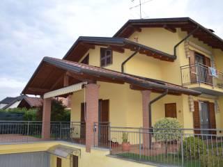 Foto - Villa via Martiri della Libertà 6C, Cureggio