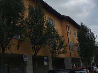 Foto - Attico / Mansarda via Vittorio Emanuele, Bernareggio