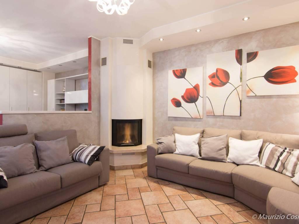 foto  Terraced house via Gudetto 8, Gudo Visconti