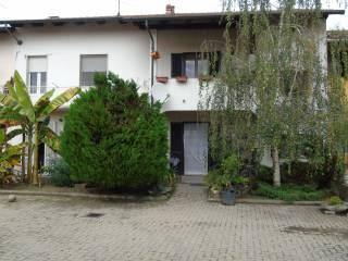Foto - Villetta a schiera via 1 Maggio 1, Stroppiana