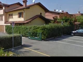 Foto - Villetta a schiera via Circonvallazione, Gudo Visconti