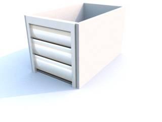 Foto - Box / Garage via Alcide De Gasperi, Campomorone