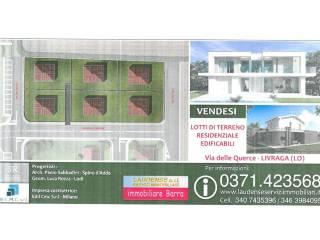 Foto - Terreno edificabile residenziale a Livraga