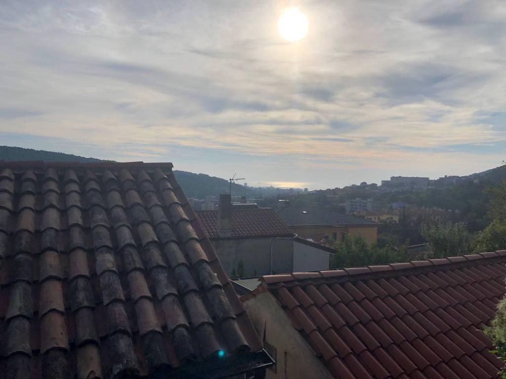 foto vista Casale via delle Docce, Trieste