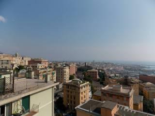 Foto - Trilocale via Giovanni Casartelli, Oregina, Genova