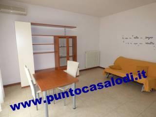 Foto - Monolocale ottimo stato, piano terra, Borghetto Lodigiano