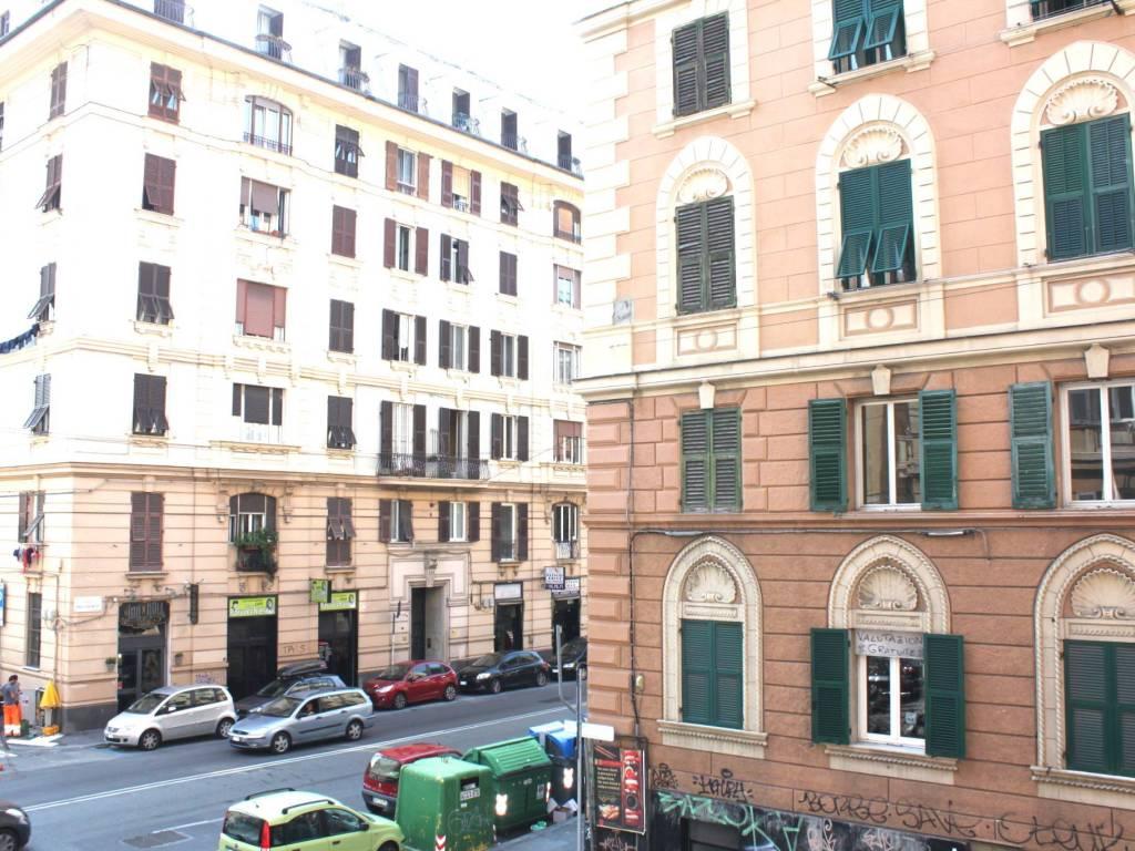 foto  Quadrilocale via Paolo Giacometti, Genova