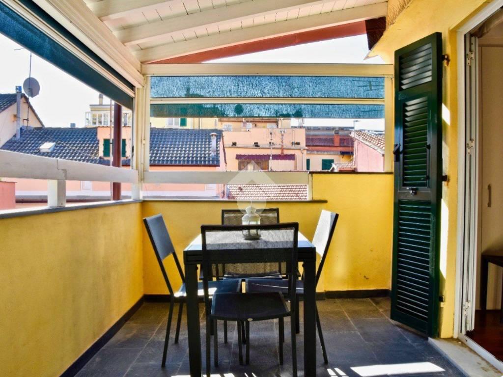 Agenzie Immobiliari Varazze vendita appartamento varazze. quadrilocale in via busci, 28