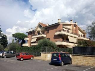 Foto - Trilocale via Casilina, Pantano Borghese-laghetto, Monte Compatri