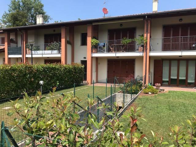foto facciata Bilocale via Valera 1, Anzano del Parco