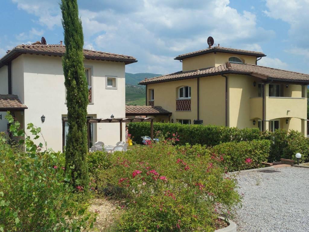 foto  Villa via delle Grillaie 3, Greve in Chianti