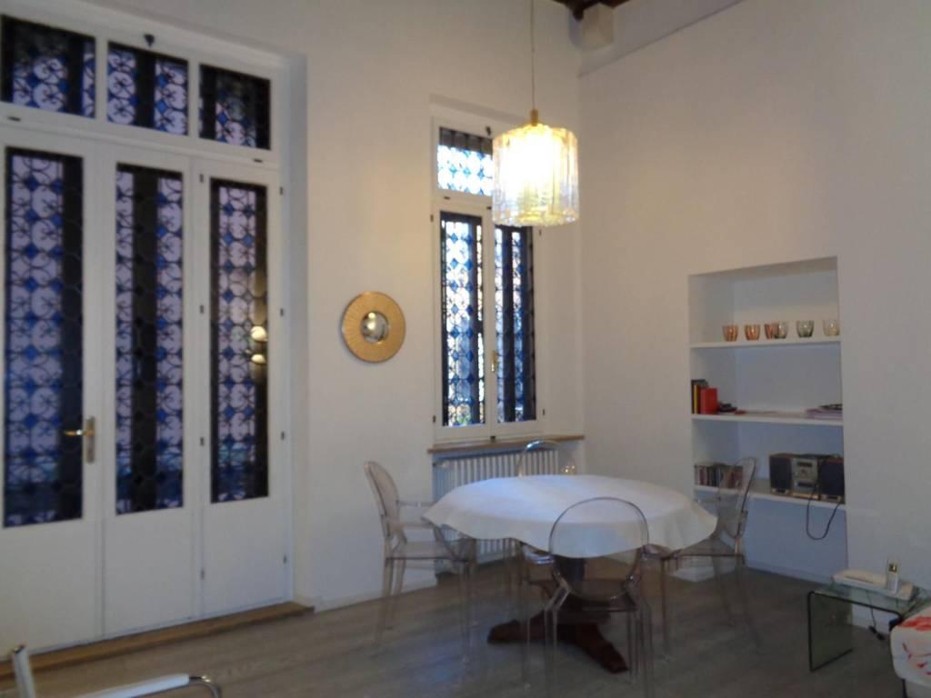foto soggiorno Quadrilocale Campo Sant'Anzolo, Venezia