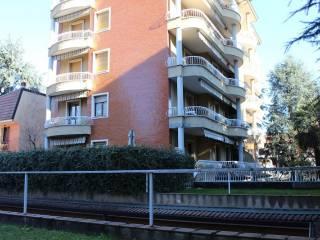 Foto - Box / Garage via Alessandro Manzoni 16, Cusano Milanino