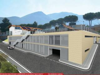 Foto - Box / Garage all'asta viale Risorgimento, Palombara Sabina