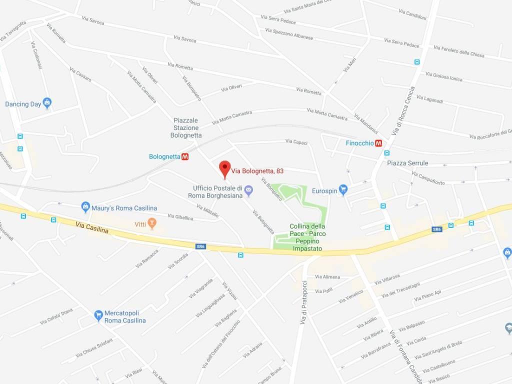 Asta Per Appartamento Via Bolognetta 83 Roma