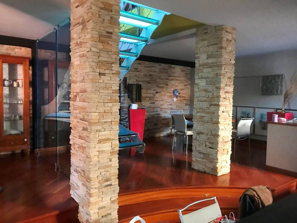foto  Villa a schiera via Piave, Fiorano al Serio
