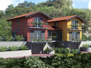 Foto - Villa, nuova, 160 mq, San Bernardino Verbano