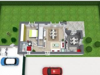 Foto - Villa, nuova, 215 mq, Lonate Ceppino